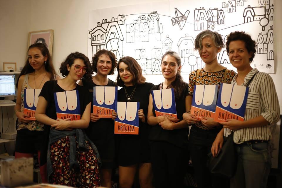 En Buenos Aires se presenta Revista Brígida